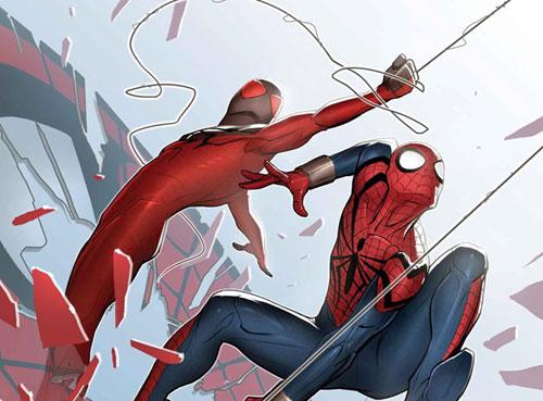 شماره 1 کمیک Scarlet Spiders ترجمه شد + لینک دانلود مستقیم