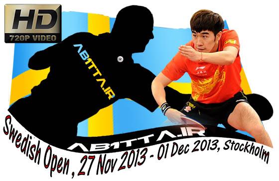 دانلود بازی فینال انفرادی مردان در اوپن سوئد 2013 با کیفیت HD