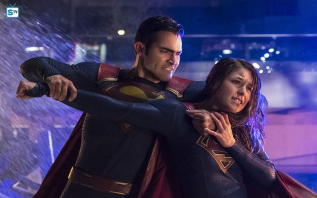 سریال سوپرگرل، supergirl، جنگ سوپرمن با سوپرگرل، قسمت آخر سریال سوپرگرل