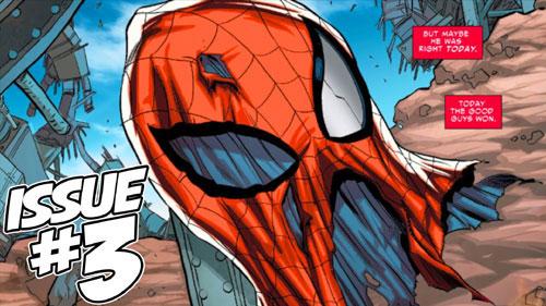شماره 3 کمیک Scarlet Spiders ترجمه شد + لینک دانلود مستقیم