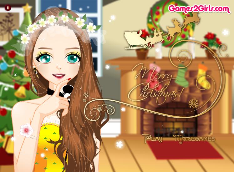 بازی دخترانه لباس و آرایش