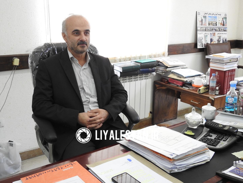 رضا رحمانی دادستان لاهیجان