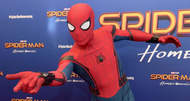 صفحه اسپویلر مرد عنکبوتی