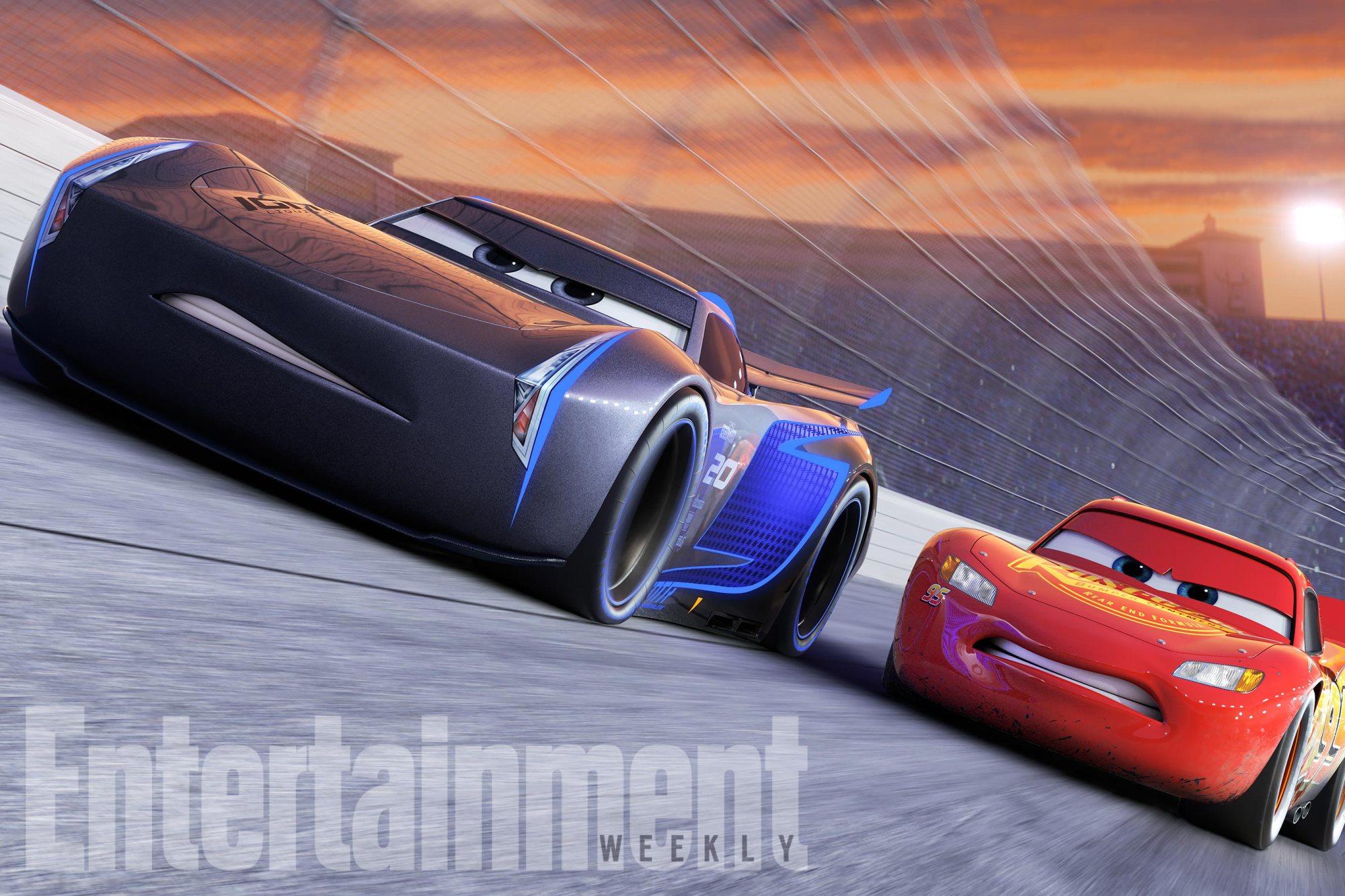 عکس cars 3