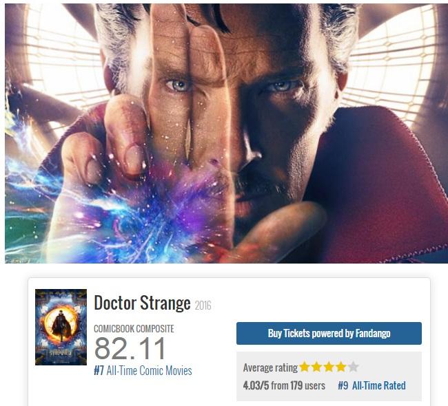 دکتر استرنج (Doctor Strange)