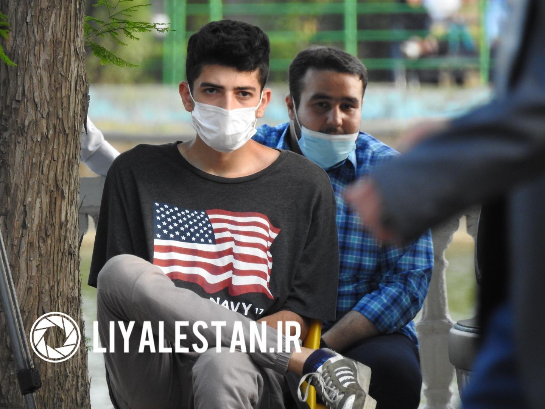 امیدی خبرنگار خبرگزاری صداوسیما لاهیجان