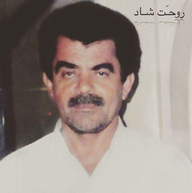 مرحوم غلامحسين خواجه زاده