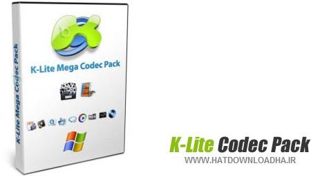 KLite Mega Codec برترین مجموعه کدک های پخش مالتی مدیا K Lite Mega Codec Pack 10.6.0