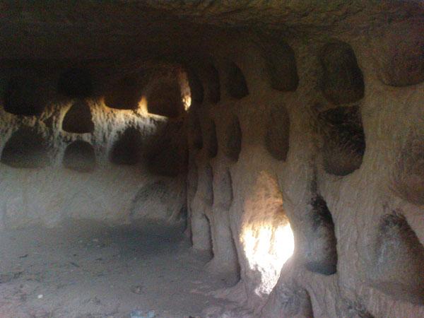 مسجد صخره ای مجارشین