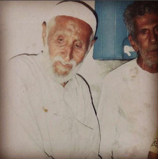مرحوم حاج عبدالرسول کنگانی و محمد عطار