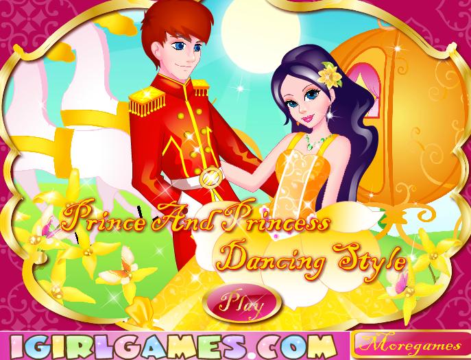 بازی شاهزاده خانم