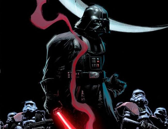 شماره 1 از کمیک دارث ویدر (Darth Vader) ترجمه شد  + لینک دانلود مستقیم