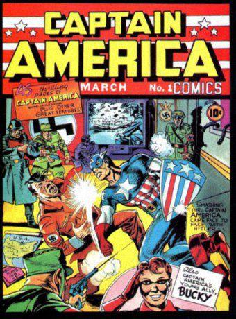 کاپیتان آمریکا - Captain America