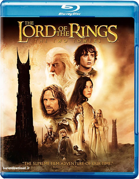 دانلود فیلم ارباب The-Lord-of-the-Rings-The-Two-Towers-2002
