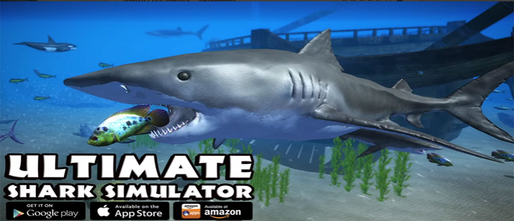 دانلود Ultimate Shark Simulator 1.0.3 – بازی شبیه ساز کوسه اندروید + مود