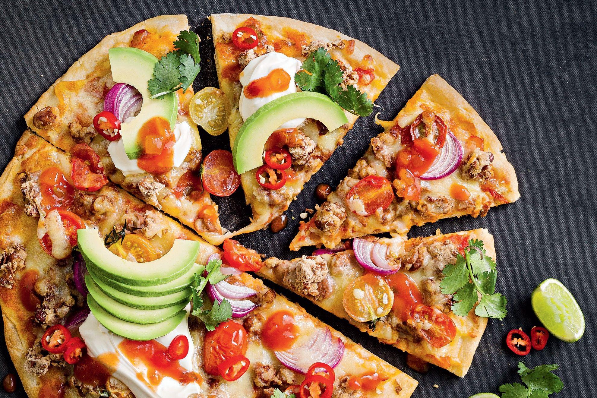 آموزش آشپزی سری 27 ام طرز تهیه پیتزا