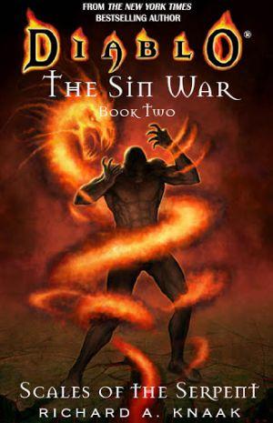 دانلود مجموعه رمانهای دیابلو  فلس مار (  Diablo-Scales of the Serpent)Diablo