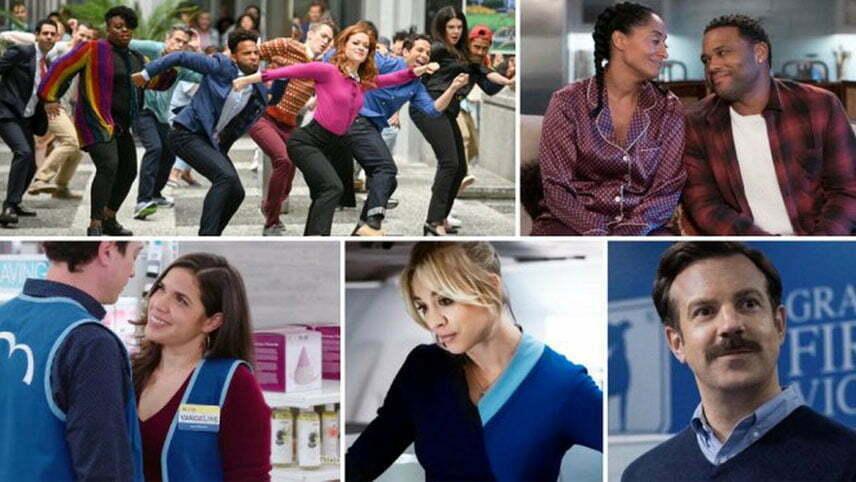ted la s so فهرست برندگان مراسم امی سال ۲۰۲۱ (جایزه Emmy 2021)