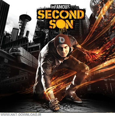 Dedicated infamous second s  دانلود موسیقی های متن بازی بدنام   فرزند دوم  ۲۰۱۴ Marc Canham Infamous Second Son