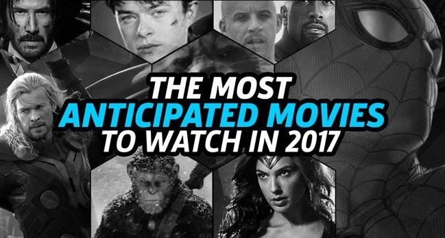 معرفی فیلم هایی که در سال 2017 منتظر دیدنشان هستیم