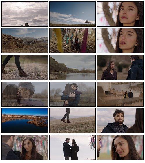 دانلود موزیک ویدئوی جدید Burcu Gunes به نام Derman Sendedir … به همراه آهنگ