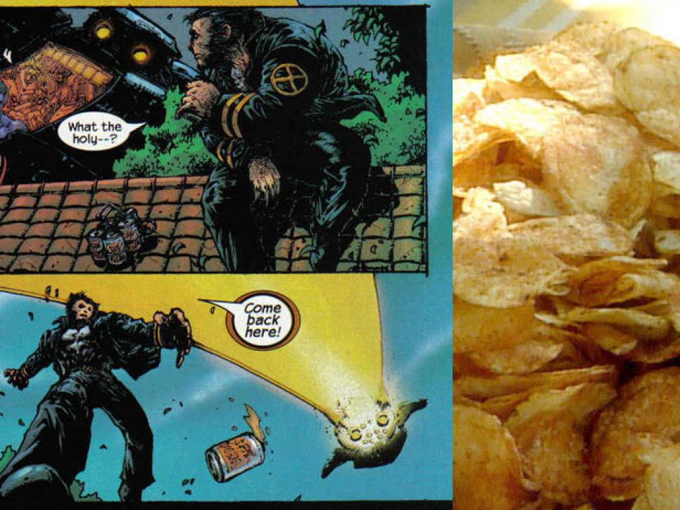 غذا،غذای مورد علاقه قهرمانان،غذای مورد علاقه بتمن،غذای مرد عنکبوتی،مارول،دی سی،سوپرمن،مرد آهنی