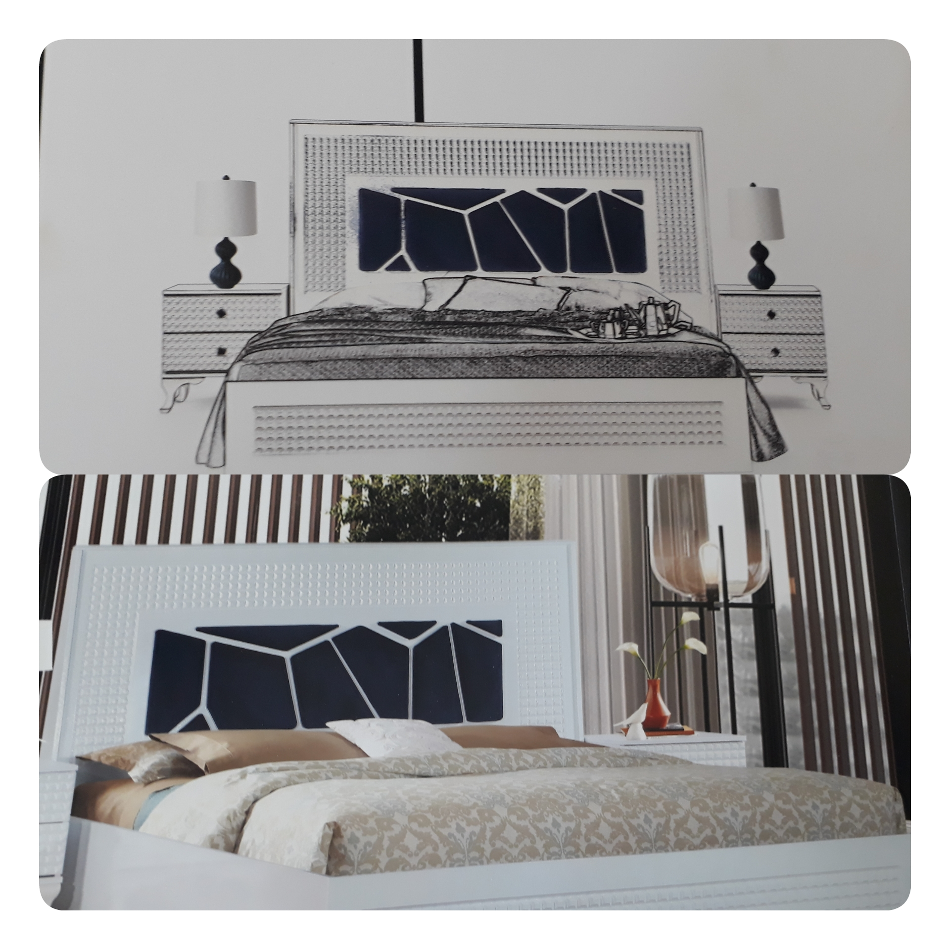نمونه سرویس خواب وکیومی