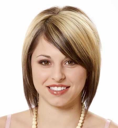 مدل مو کوتاه رنگ روشن زنانه2015