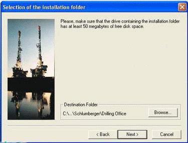 راهنمای نصب نرم افزار Drilling Office