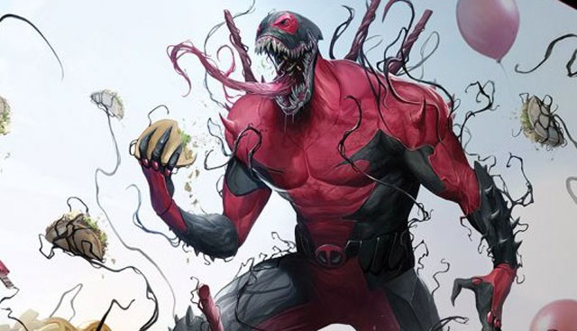 """قسمت آخر از کمیک """"لبه دنیای ونومی"""" (Edge of Venomverse) ترجمه شد + لینک دانلود"""