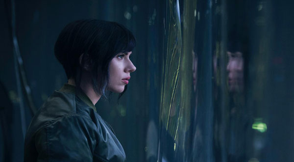 Ghost in the Shell (March 31st)