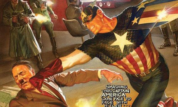 اولین حضور کاپیتان آمریکا در دنیای کمیک ترجمه شد + لینک دانلود مستقیم