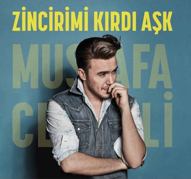 دانلود آلبوم Mustafa Ceceli بنام Zincirimi Kirdi Ask