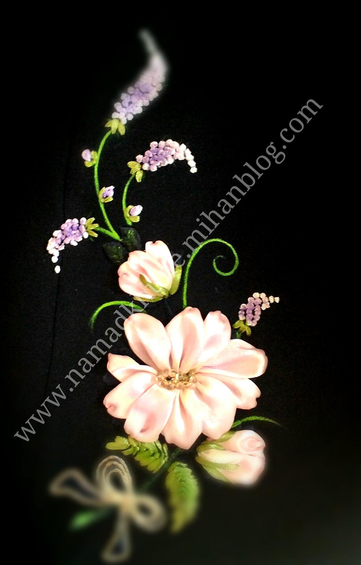 آموزش گلسازی عکس های مدل گلسازی