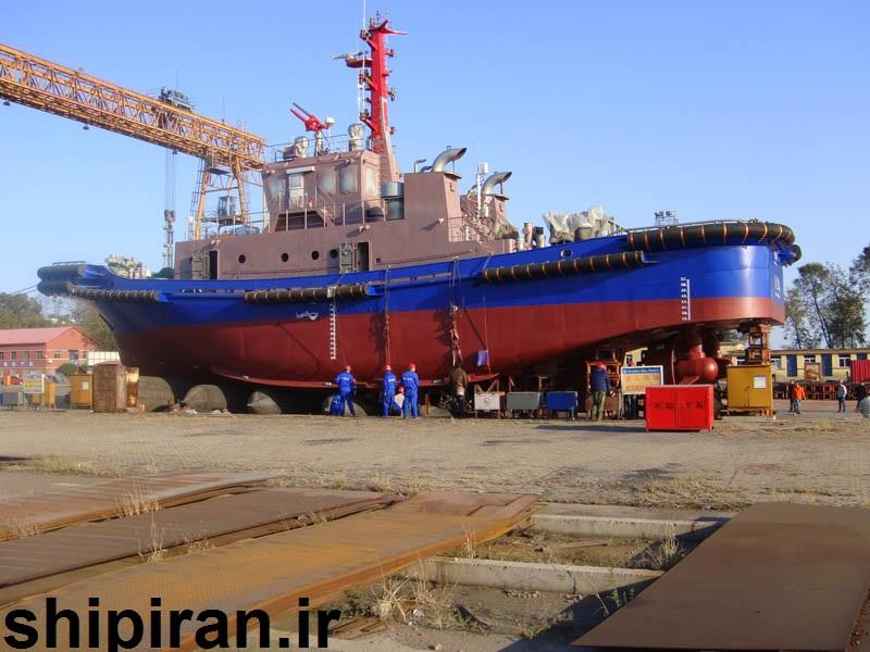 فروش کشتی ساپلای شاتل 5300اسب