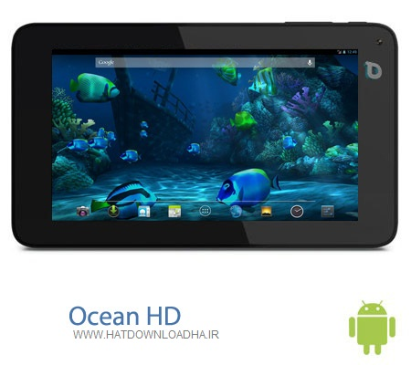 Ocean HD 1.8.1 لایو والپیپر اقیانوس Ocean HD v1.8.1 – اندروید