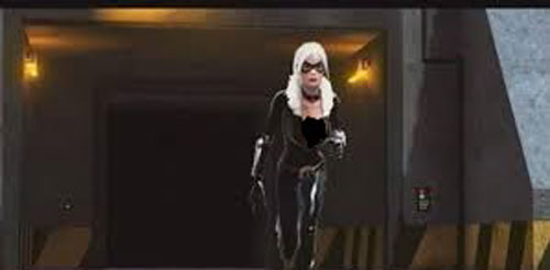 بازی مر عنکبوتی،اسپایدرمن ، spider-man web of shadows