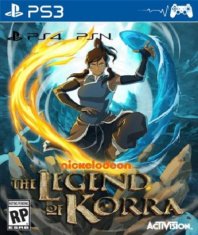 The Legend Of Korra NPUB31537