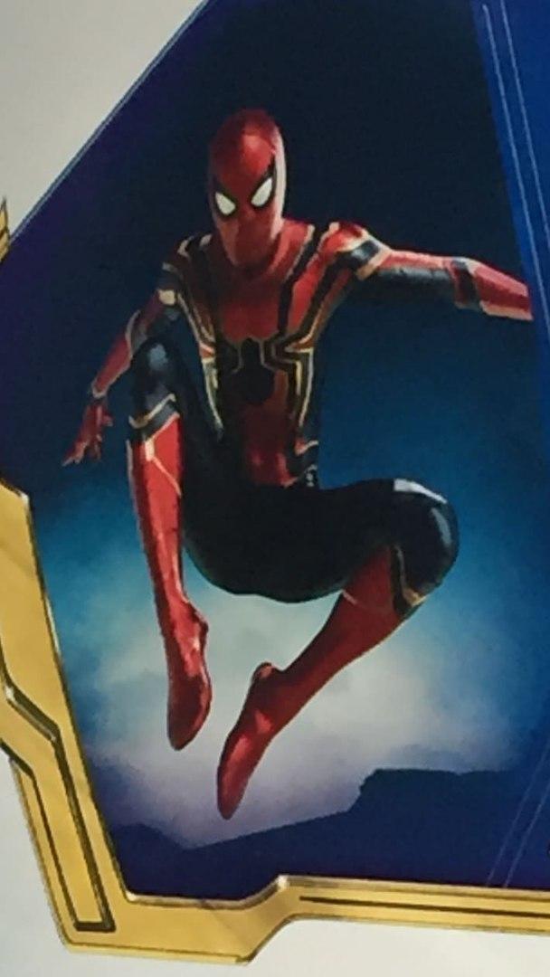 مرد عنکبوتی نبرد بینهایت