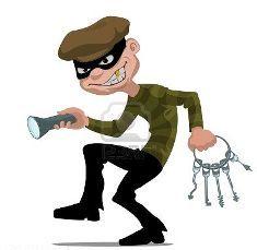 دزدي با روش حفر تونل