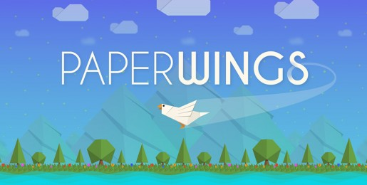 نگاهی کوتاه بر بازی Paper Wings