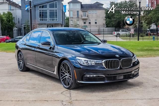 پارکینگ اتوماتیک – BMW 7 Series (2018)