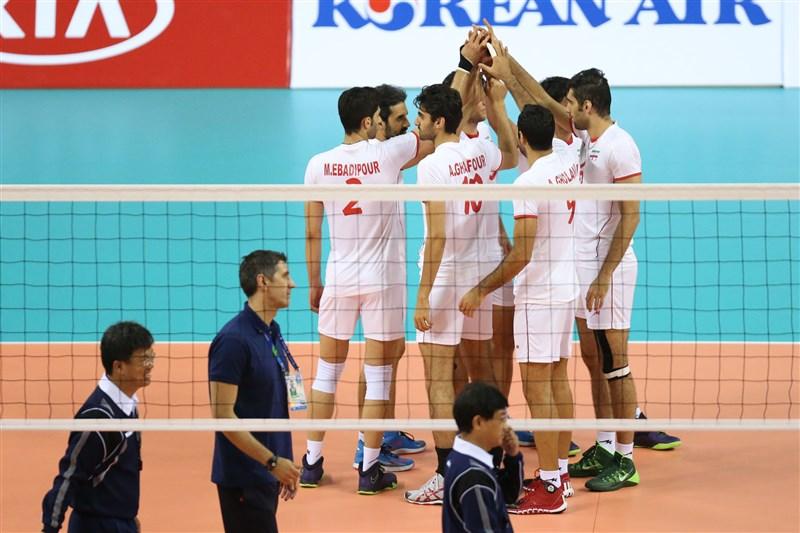 برد 3 بر 0 بلند قامتان ایران مقابل هند در بازی های اسیایی اینچئون
