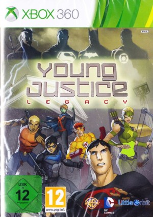 Young Justice : Legacy (2013)