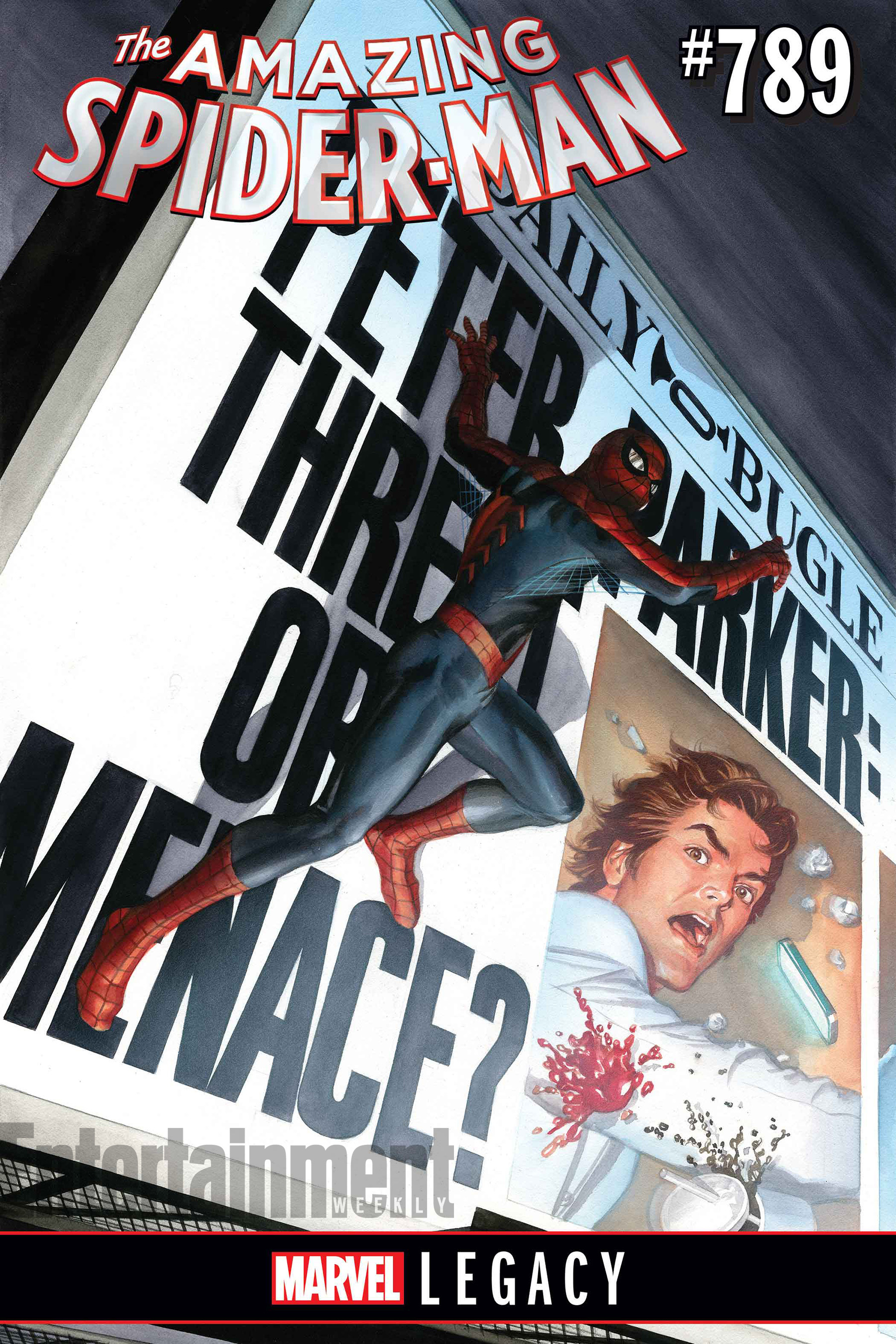 کمیک شماره 789 مرد عنکبوتی شگفت انگیز