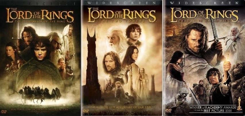 موسیقی متن مجموعه ارباب حلقهها The Lord Of The Rings