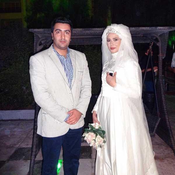 عکس لورفته عروسی پریناز ایزدیار