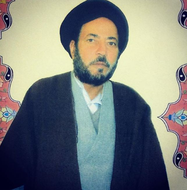سید علی هاشمی.