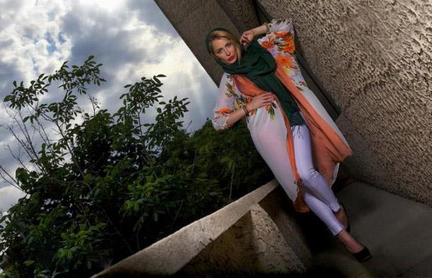 مدل مانتو ایرانی مارک شلیته