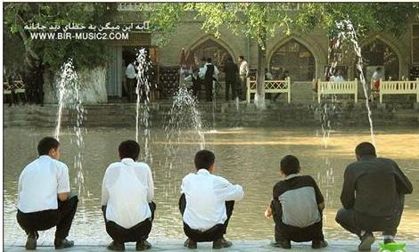 هنر نزد ایرانیان است و بس ...